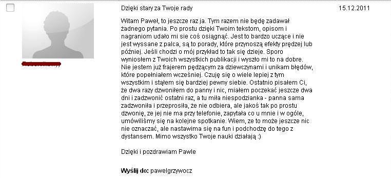 opinia www.Jak-Poderwac-Dziewczyne.pl