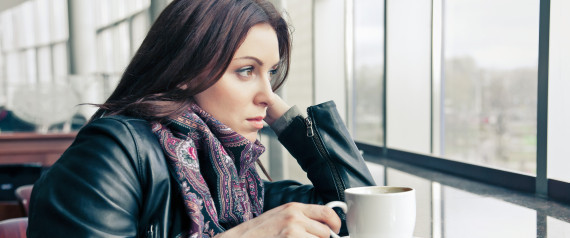 kobieta po przejściach boi się związku i zranienia