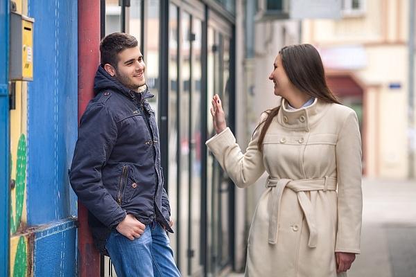 jak poznać dziewczynę na ulicy gdy jestem nieśmiały