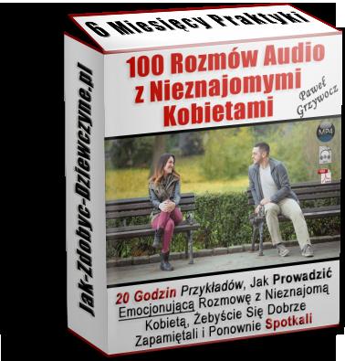 100 Rozmów Audio z nieznajomym i kobietami