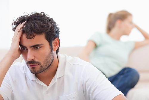 wątpliwości przed ślubem - facet nie jest pewny