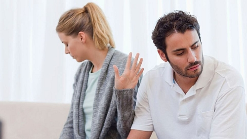 wątpliwości przed ślubem - kłótliwa dziewczyna