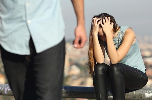 jak zerwać z dziewczyną